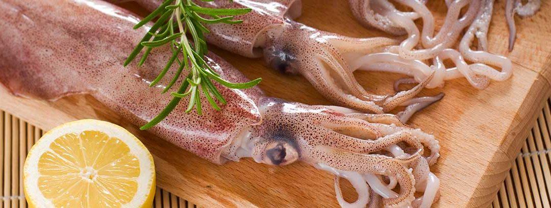 Cómo limpiar calamares paso a paso