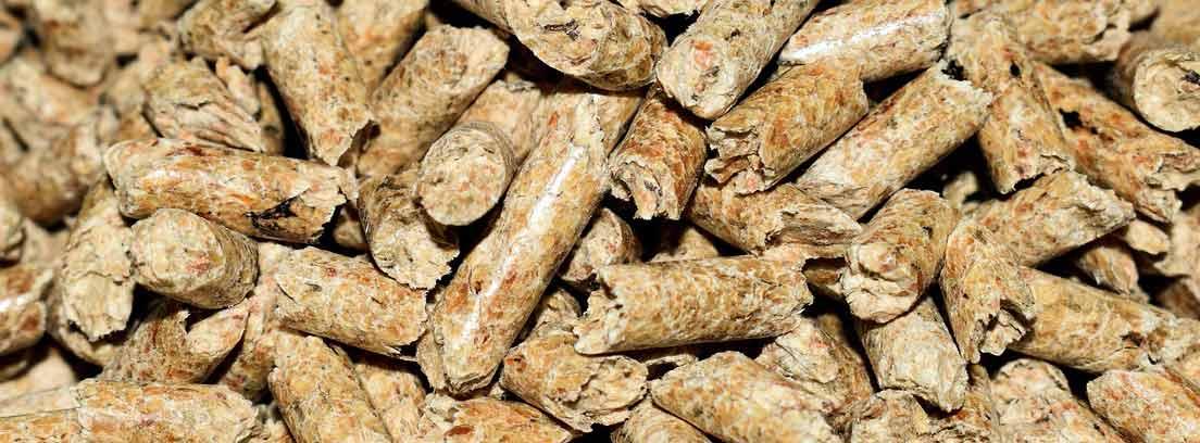 Pellets de madera para estufa