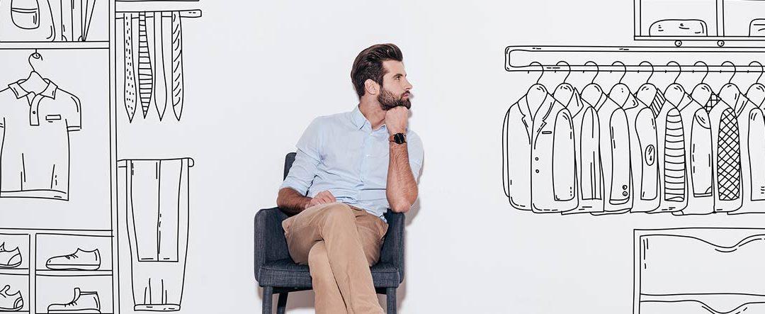 Cómo diseñar el interior de un armario