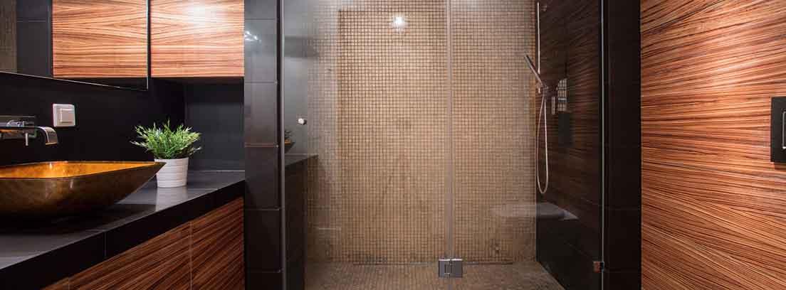 Plato de ducha extrafino moderno