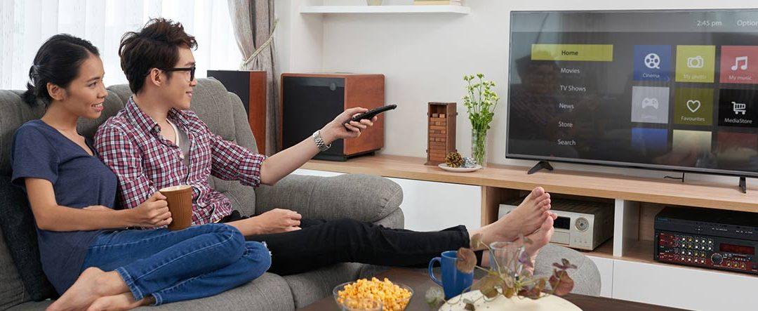 Cómo añadir aplicaciones a tu Smart TV