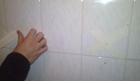Hacer agujeros en los azulejos sin que se rompan