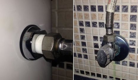 Arreglar la cisterna que gotea