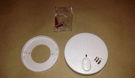 Soporte detector de humo