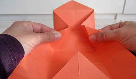 Cómo hacer una caja con tapa DIY