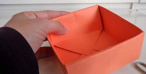 Cómo Hacer Una Caja De Cartón Con Tapa Canalhogar