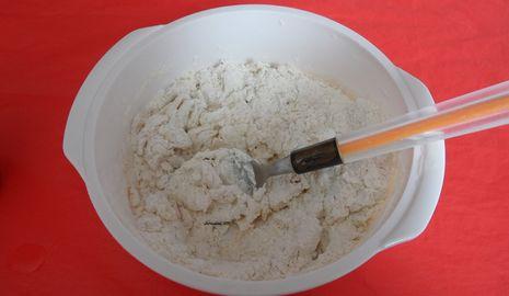 Figuras de pasta de sal DIY