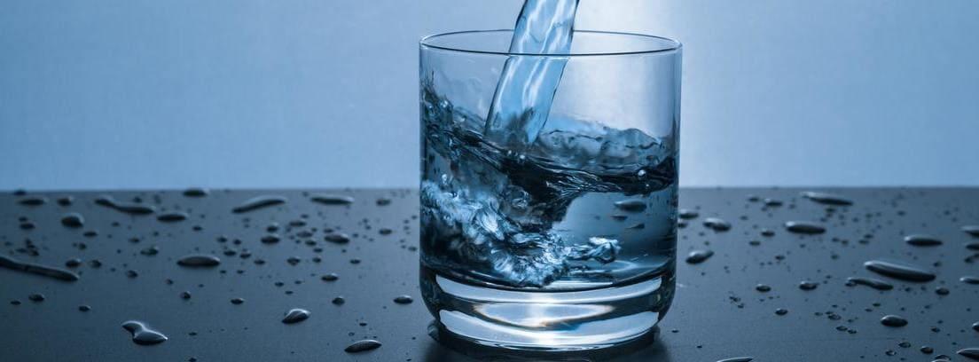 Tabla de equivalencia de medidas vaso de agua