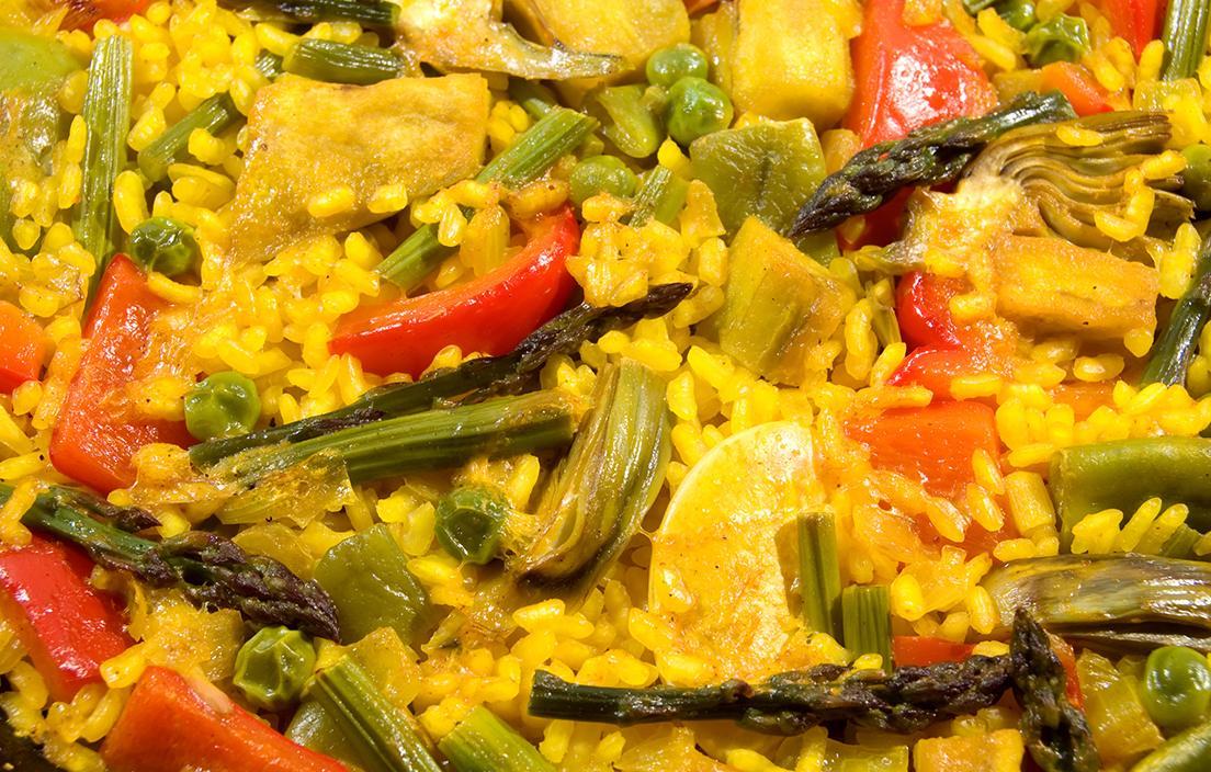 Paella de la Huerta