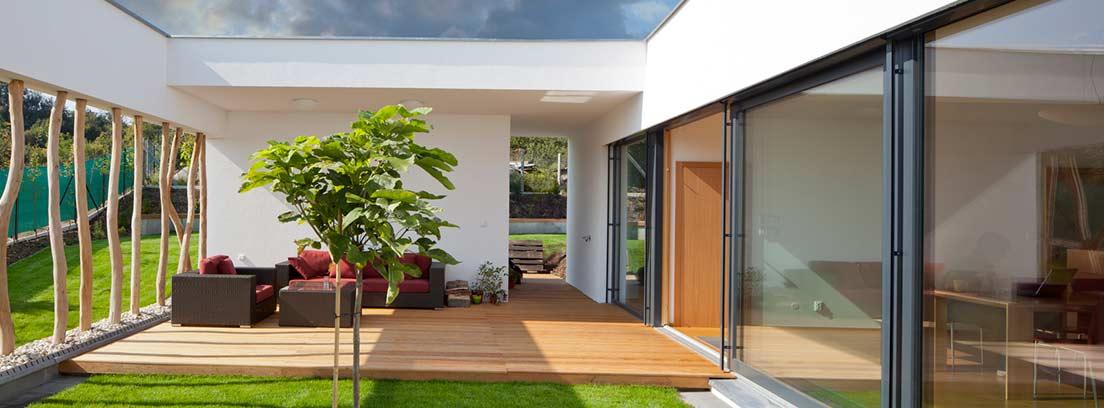 Suelos de exterior para tu terraza