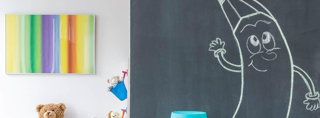 Pintura a la tiza casera: ¿cómo y con qué hacerla?