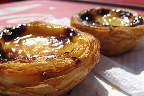 Dos pasteles de Belém