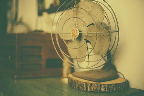 Cómo refrescar la casa con ventilador