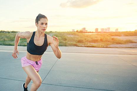 La ropa técnica permite practica deporte de manera cómoda