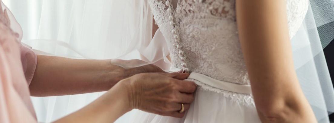 10 ideas para reutilizar un vestido de novia - canalhogar