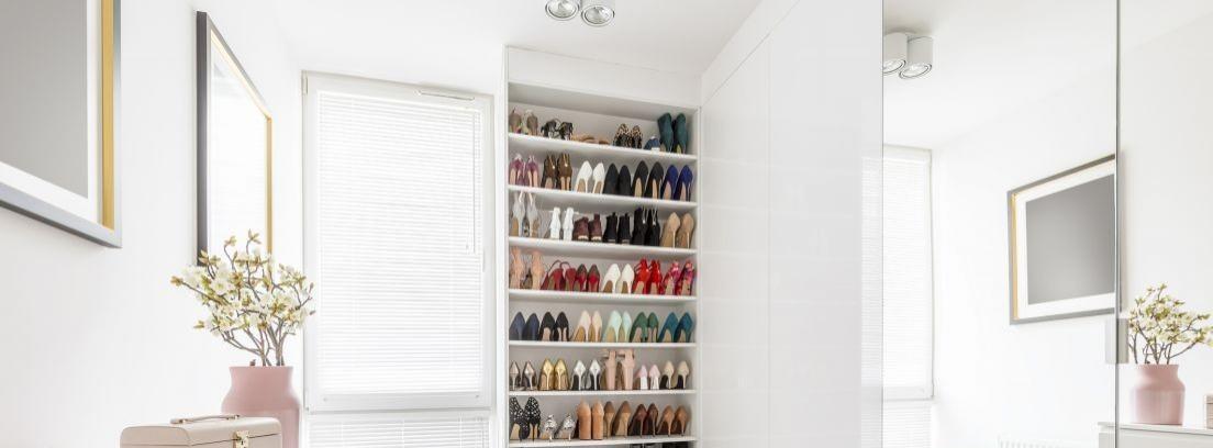 organizar cajas zapatos