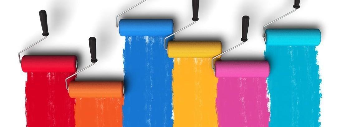 5 tipos de pinturas para paredes