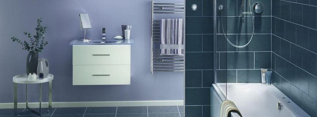 Accesorios para baño sin taladros