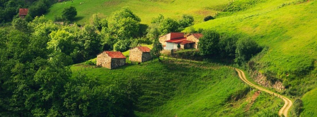Alojamientos rurales, idea para emprender