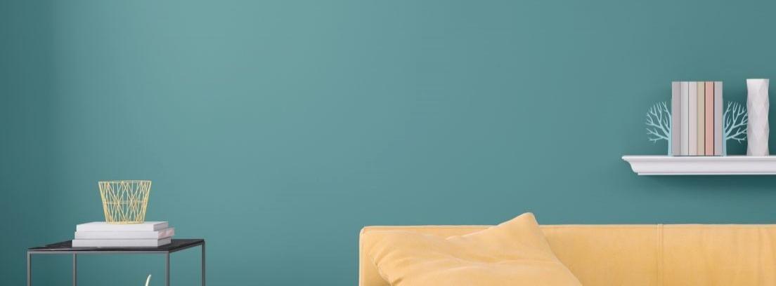 Amplía tu casa jugando con la pintura y decoración de tus paredes
