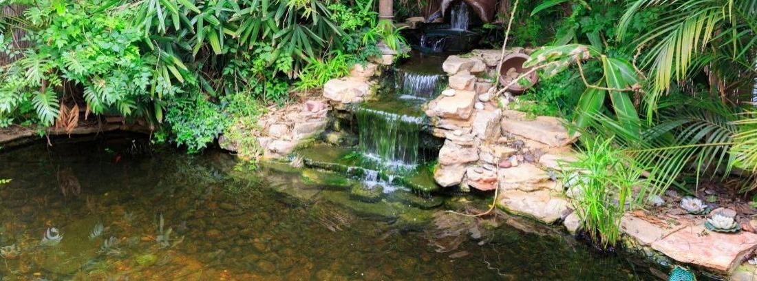 Aprende a hacer una fuente para tu jardín