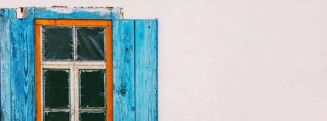 Aprende a reparar el marco de madera de una ventana -canalHOGAR