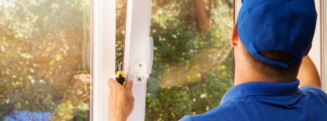 Aprende a reparar la pestaña de cierre de una ventana