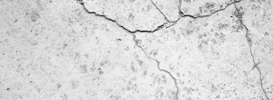 Reparar las grietas de la pared