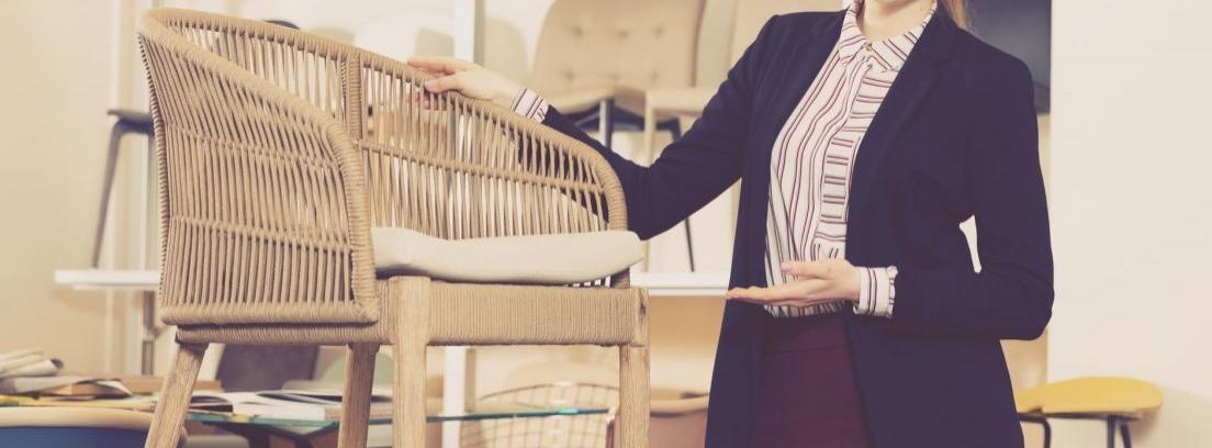 Arreglar una silla con cuerda