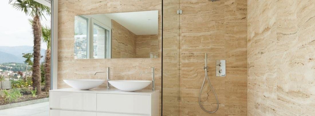 Ventajas de un lavabo doble en el baño