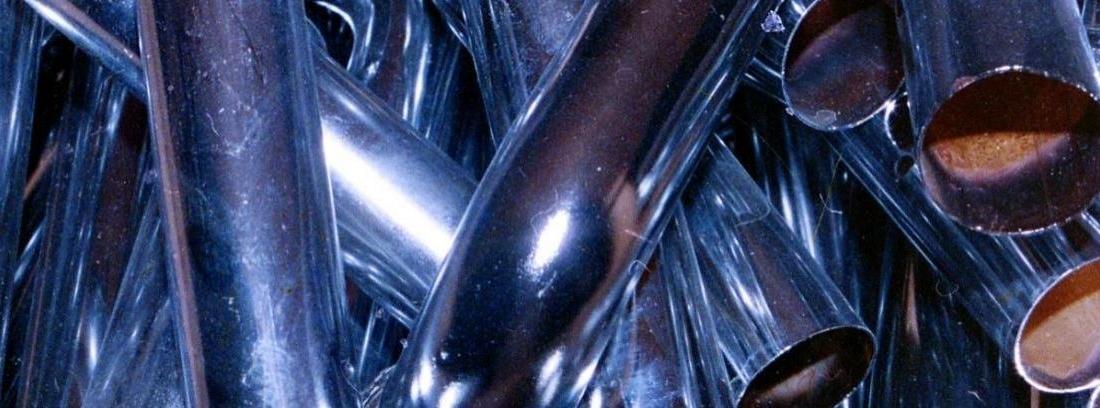 Trabajos con aluminio