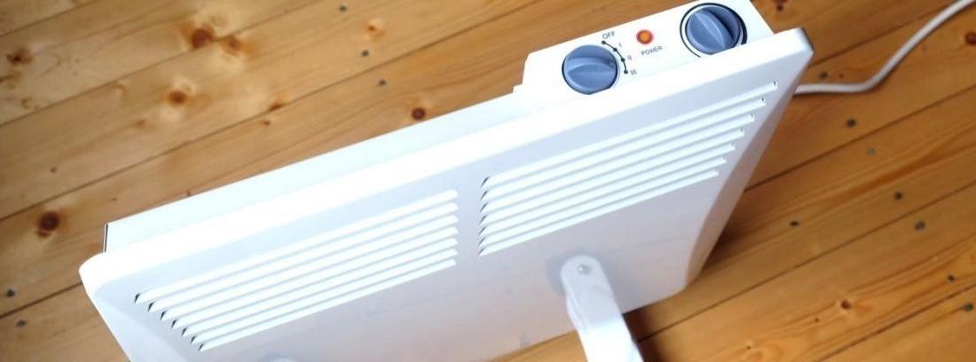 Calefactores de bajo consumo