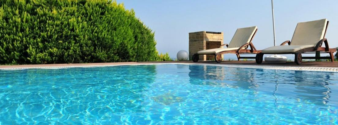 Cambiar el agua de tu piscina por agua salada