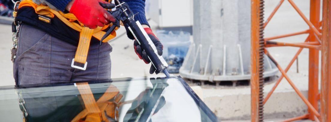 Cambiar la silicona de las ventanas