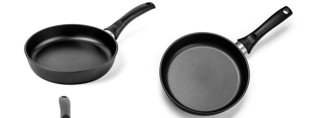 Características de las sartenes que funcionan con cocinas de inducción