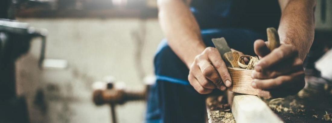 Trabajar la madera