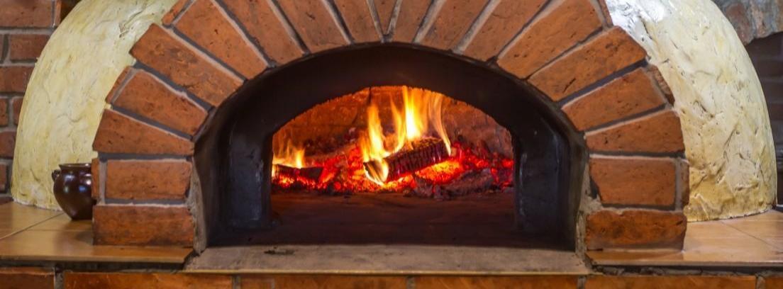 C mo cocinar en un horno de le a canalhogar - Cocinar en horno de lena ...