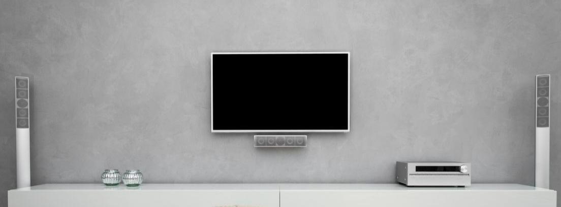 Colgar soporte tv