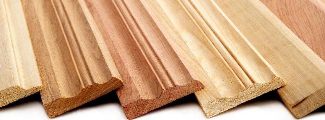Friso de madera
