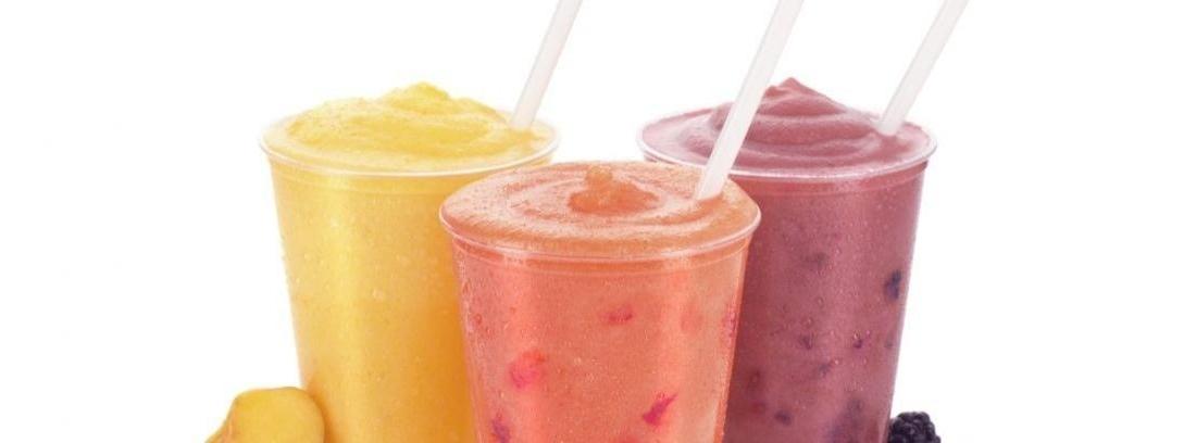 Batidos de helado para disfrutar en verano