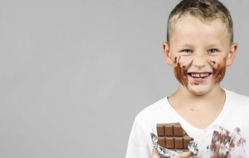 Cómo quitar una mancha de chocolate