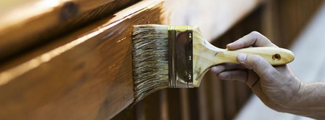 Barnizar madera MDF