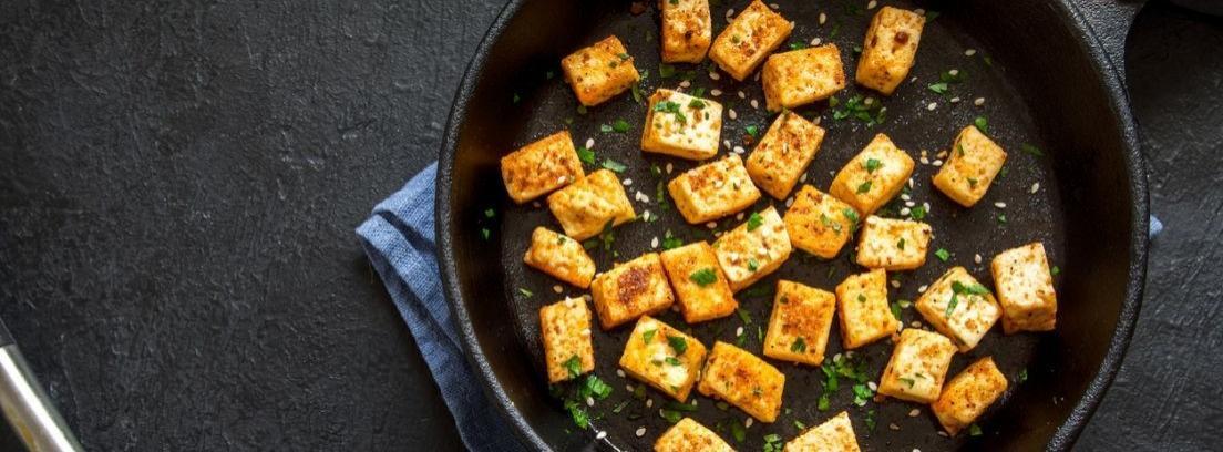 Los mejores modos de cocinar tofu