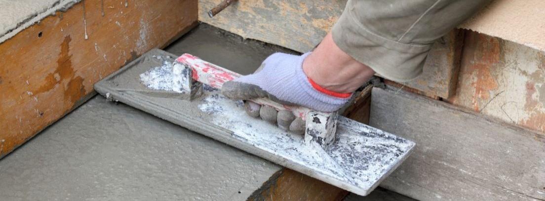 Cómo Hacer Un Escalón De Cemento Canalhogar