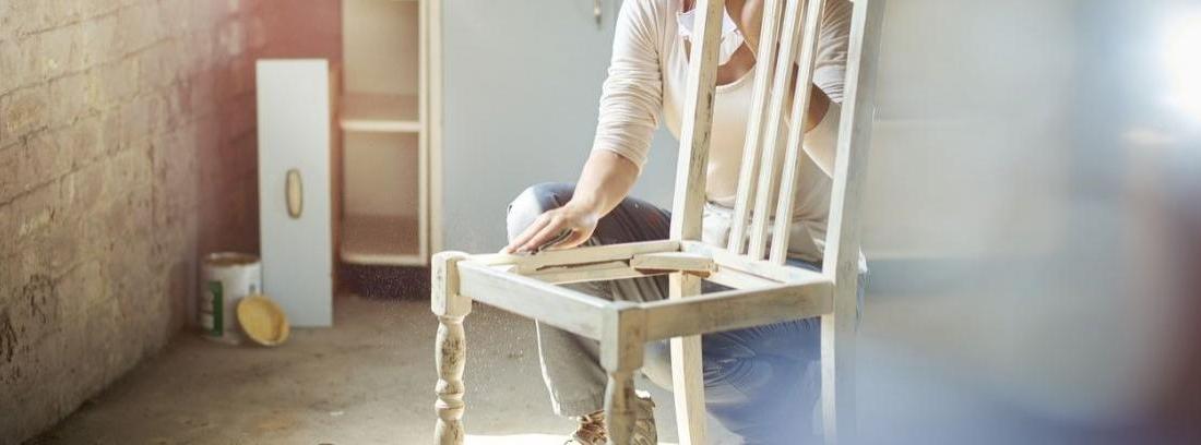Cómo decapar un mueble de madera