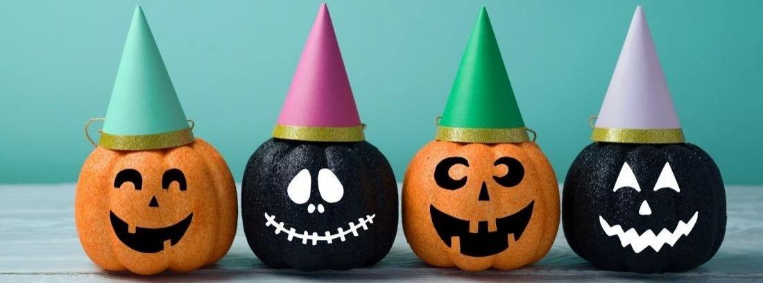 Como Decorar Una Calabaza Para Halloween Canalhogar - Como-decorar-una-calabaza-para-halloween