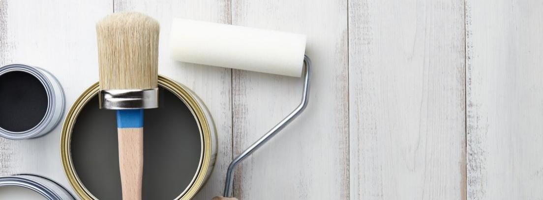 Cómo evitar las burbujas al pintar o barnizar