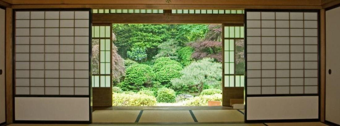 Instalar puertas shoji en casa