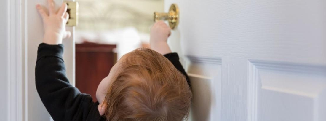 Cómo hacer barreras de seguridad para niños