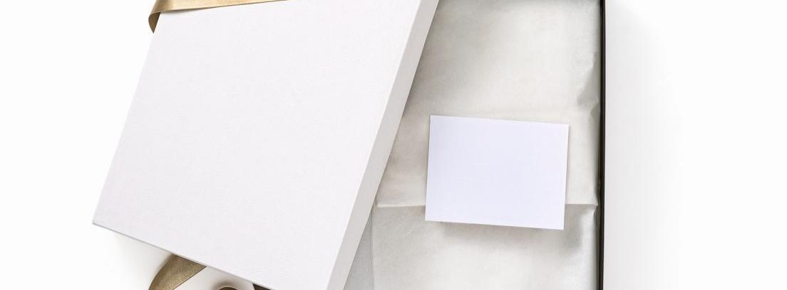 Cómo hacer cajas de tela